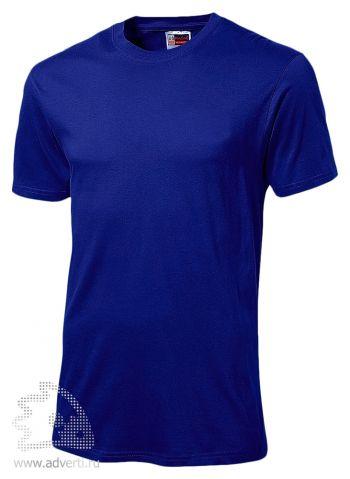 Футболка «Super Club», мужская, фиолетовая