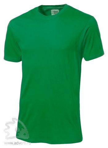 Футболка «Super Club», мужская, зеленая