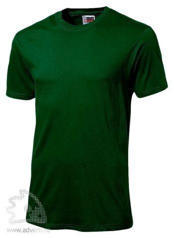 Футболка «Super Club», мужская, темно-зеленая