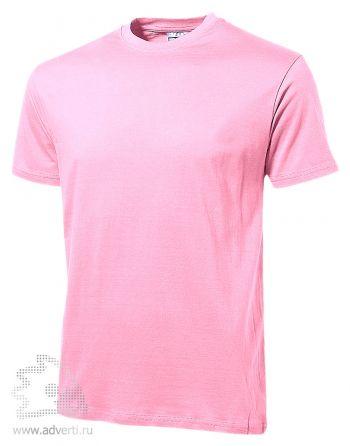 Футболка «Heavy Super Club», мужская, светло-розова