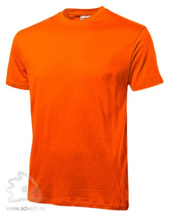 Футболка «Heavy Super Club», мужская, оранжевая