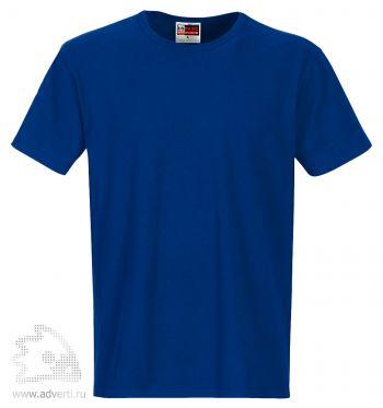 Футболка «Super Heavy Super Club», мужская, синяя