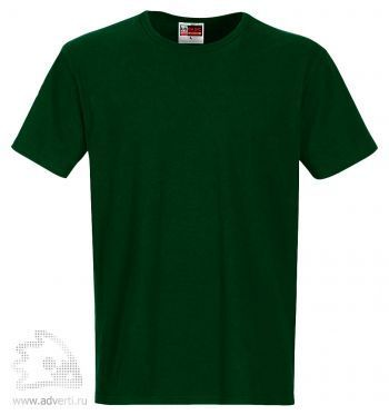 Футболка «Super Heavy Super Club», мужская, темно-зеленая