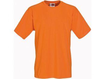Футболка «Super Heavy Super Club», мужская, оранжевая