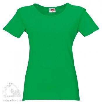 Футболка «Hawaii», женская, зеленая