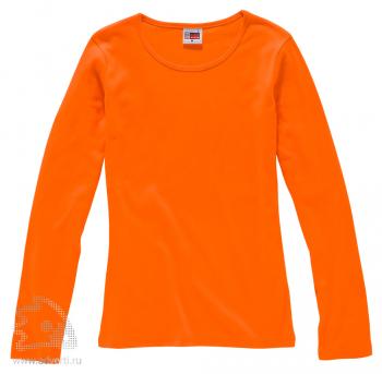 Футболка «Hawaii», женская, оранжевая