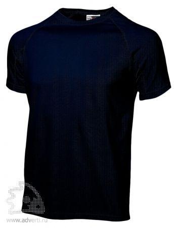 Футболка «Striker», мужская, темно-синяя