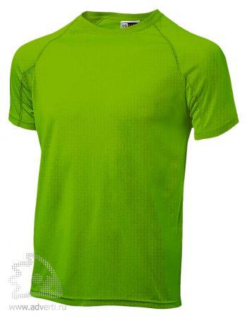 Футболка «Striker», мужская, светло-зеленая