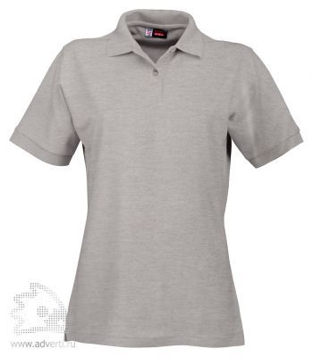 Рубашка поло «Boston», женская, серая