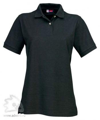 Рубашка поло «Boston», женская, черная