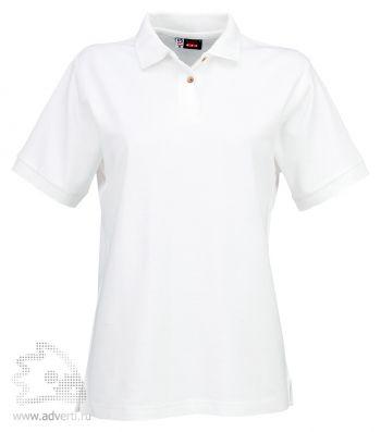 Рубашка поло «Boston», женская, белая