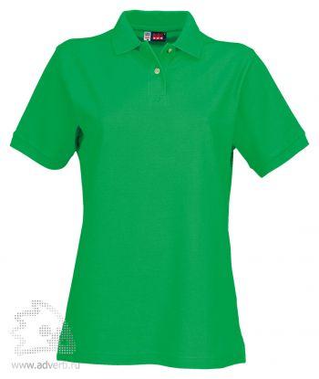 Рубашка поло «Boston», женская, зеленая