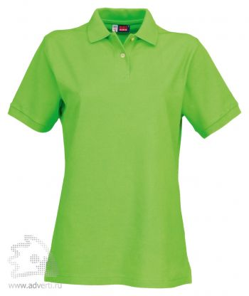 Рубашка поло «Boston», женская, светло-зеленая