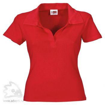 Рубашка поло «Hawaii», женская, красная