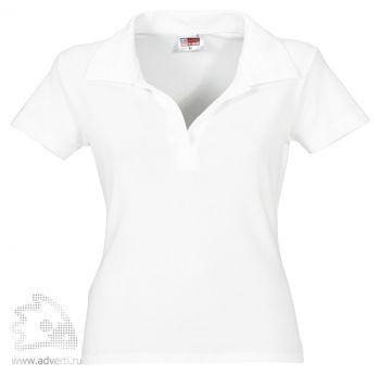 Рубашка поло «Hawaii», женская, белая