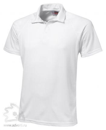 Рубашка поло «Striker», мужская, белая