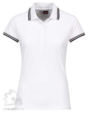 Рубашка поло «Erie», женская, белая