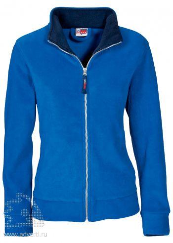 Джемпер «Nashville», женский, US Basic, Голландия, классическо-синяя с черным