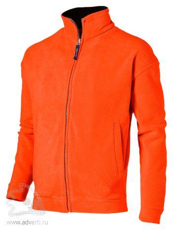Джемпер «Nashville», мужской, US Basic, Голландия, оранжевая с черным