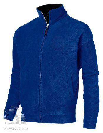 Джемпер «Nashville», мужской, US Basic, Голландия, классическо-синяя с черным