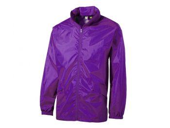 Ветровка с чехлом «Miami», мужская, фиолетовая