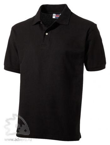 Рубашка поло «Boston», мужская, черная