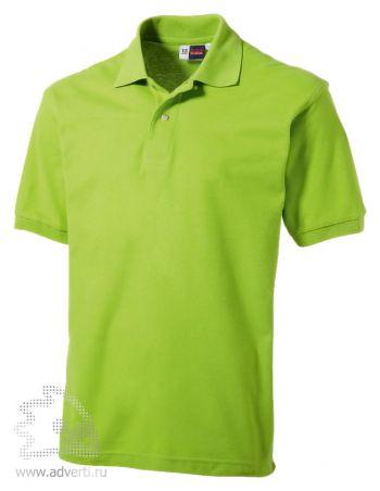 Рубашка поло «Boston», мужская, светло-зеленая
