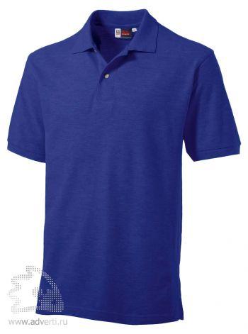 Рубашка поло «Boston», мужская, фиолетовая