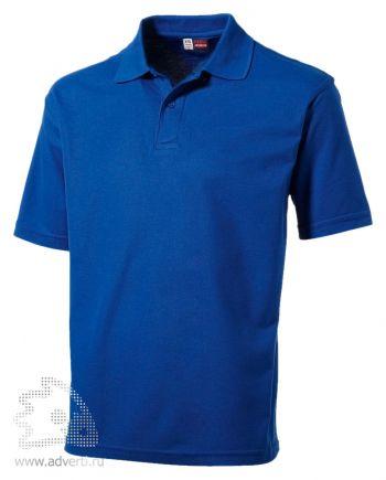 Рубашка поло «Chelsea», мужская, синяя