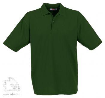 Рубашка поло «Chelsea», мужская, темно-зеленая