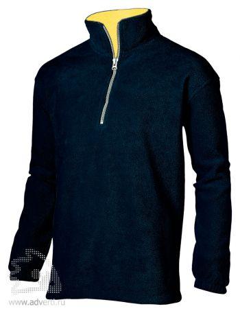 Джемпер «Taos 2», мужской, желтый с темно-синим