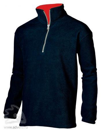 Джемпер «Taos 2», мужской, красный с темно-синим