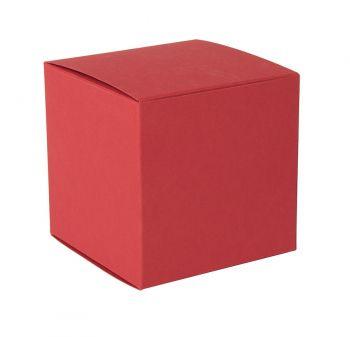 Коробка подарочная «Cube», красная