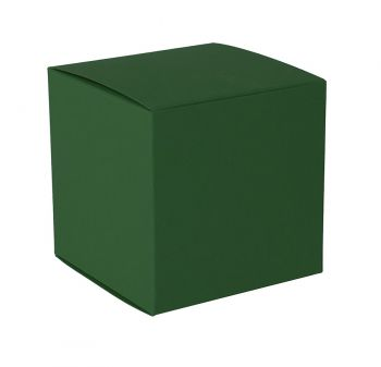 Коробка подарочная «Cube», зелёная