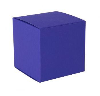 Коробка подарочная «Cube», синяя