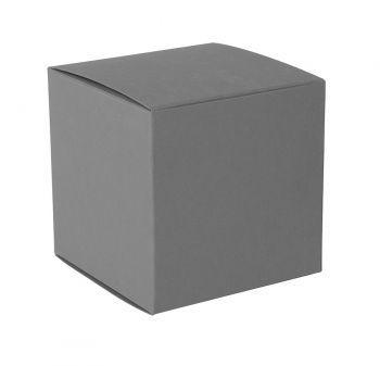 Коробка подарочная «Cube», серая