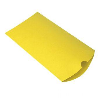 Коробка подарочная «Pack», жёлтая