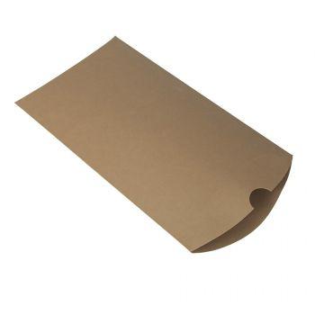 Коробка подарочная «Pack», коричневая