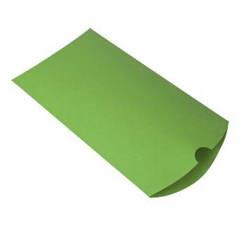Коробка подарочная «Pack», светло-зелёная