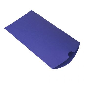 Коробка подарочная «Pack», синяя