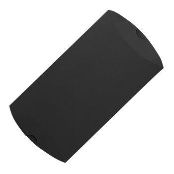 Коробка подарочная «Pack», чёрная, в плоском виде