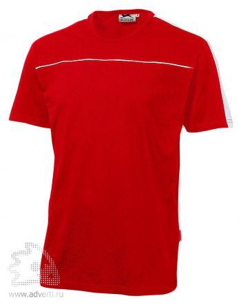 Футболка «Richmond», мужская, Slazenger, красная