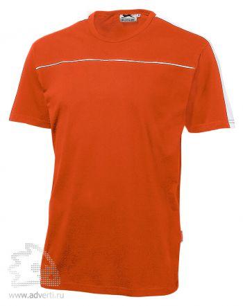 Футболка «Richmond», мужская, Slazenger, оранжевая