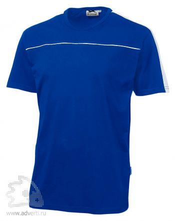 Футболка «Richmond», мужская, Slazenger, синяя