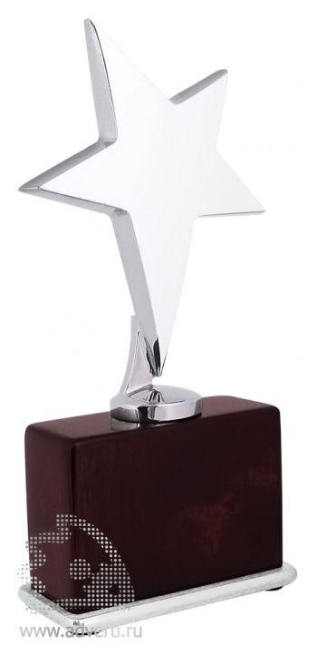 Статуэтка «Звезда 2», серебряная