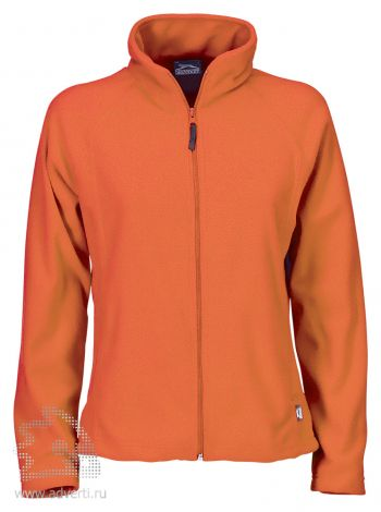 Джемпер женский, Slazenger, оранжевый
