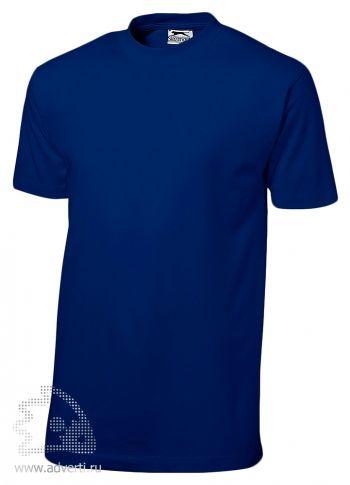 Футболка «Ace», мужская, синяя