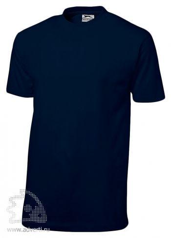 Футболка «Ace», мужская, темно-синяя