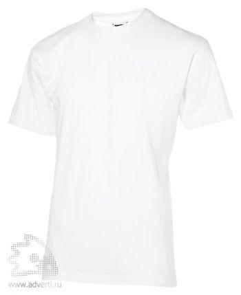 Футболка «200», мужская, белая