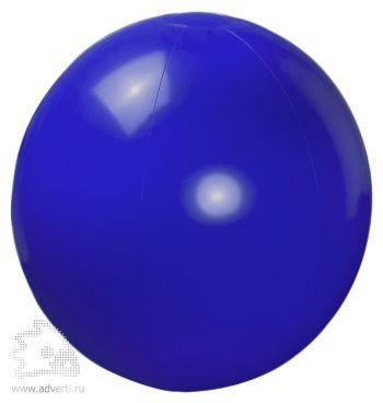 Мяч пляжный надувной, синий